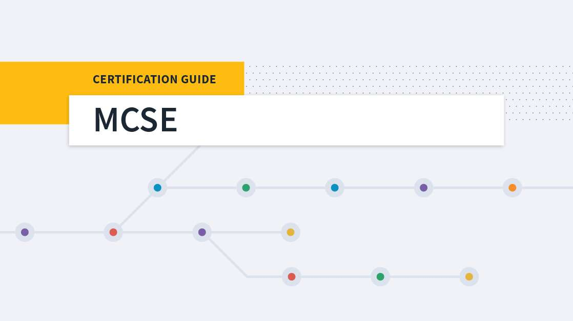 What Is the Way Towards Obtaining Microsoft MCSE: Cloud