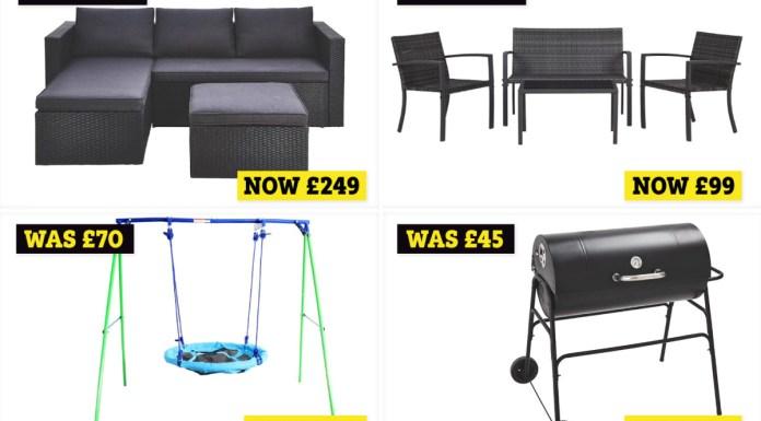 Terrific Asda Has A Garden Furniture Sale That Includes Sofa Sets Inzonedesignstudio Interior Chair Design Inzonedesignstudiocom