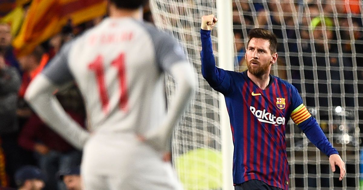 7b29ed38482 Genius Lionel Messi is the world s greatest after another European  masterclass for Barcelona