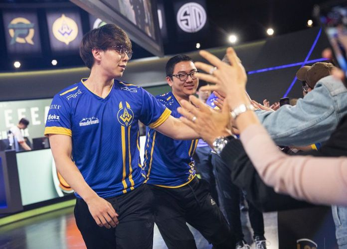 Los Angeles, USA - June 1: --- during the 2019 League of Legends Championship Series Week 1 at the LCS Arena on June 1, 2019 in Los Angeles, California, USA. (Photo by Colin Young-Wolff/Riot Games)