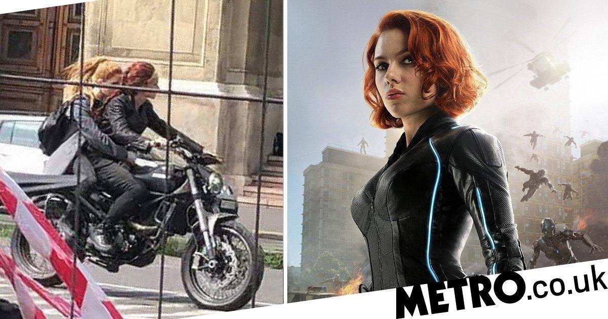 Black Widow Set Photos Hint At Appearance Of Yelena Belova
