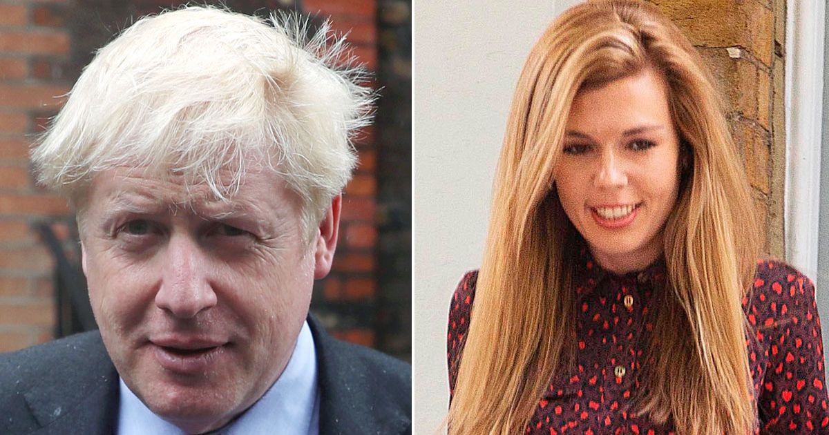 Carrie Symonds To Be Smuggled Into No10 Via Backdoor If Boris