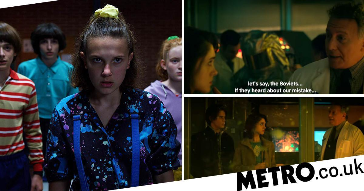 Stranger Things fans spooked after major plot point is