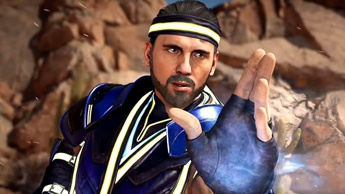 A Dj Did Voice Acting For A New Mortal Kombat 11 Sub Zero