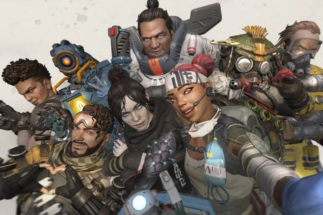Apex Legends - there weren't so many smiling faces over the weekend