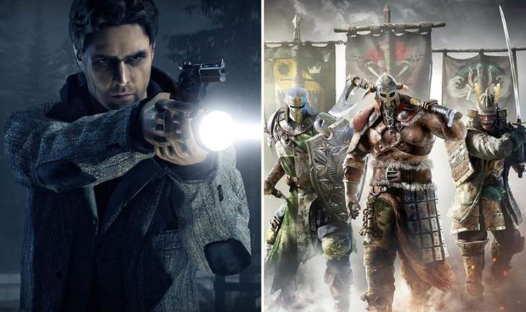 FREE GAMES ALERT: Alan Wake and For Honor available for free on Epic