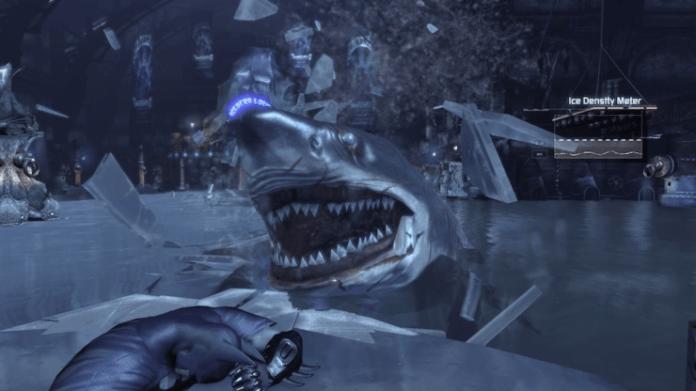 best sharks video games batman
