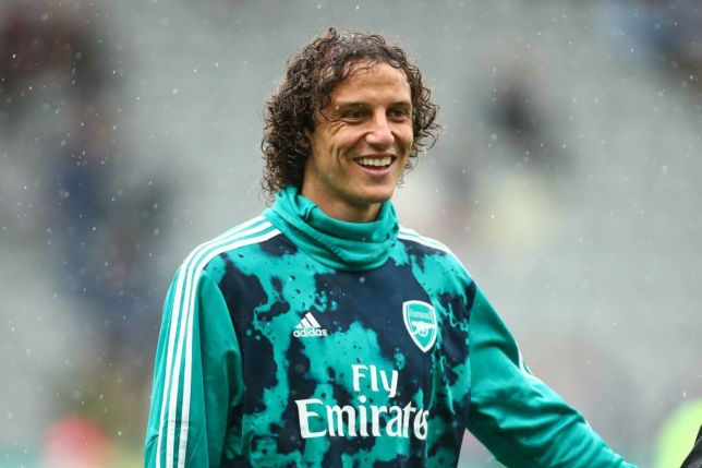 David Luiz joined Arsenal for £8m (Picture: Getty)