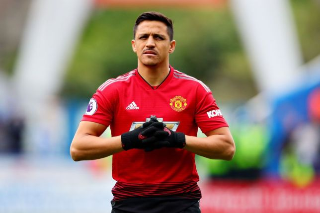 Gary Neville is desperate for Manchester United boss Ole Gunnar Solskjaer to get rid of Inter Milan target Alexis Sanchez
