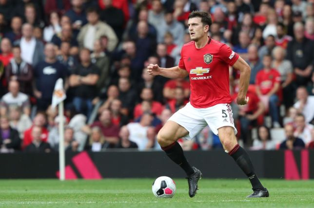 Harry Maguire was determined to join Manchester United (Picture: Getty)