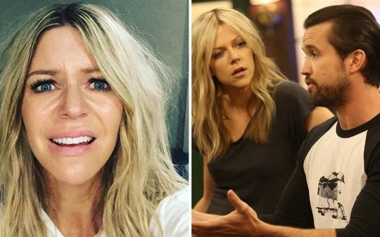 Kaitlin Olson And Rob Mcelhenney Wedding.It S Always Sunny S Rob Mcelhenney Posts Beautiful Message To Praise