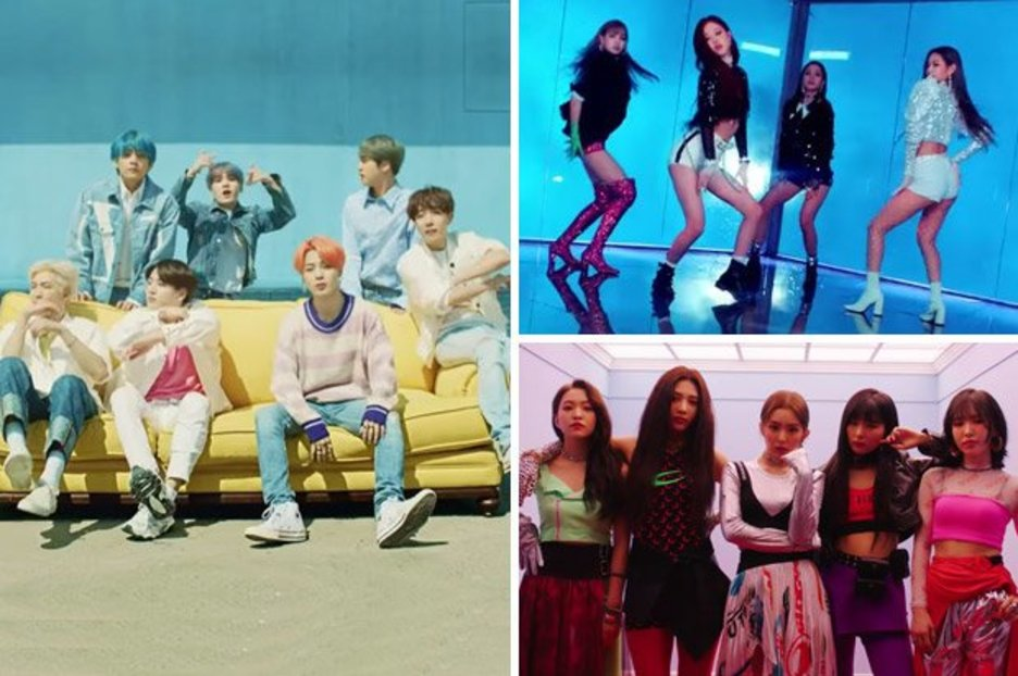 K-Pop takes over Teen Choice Awards as BTS, BLACKPINK and Red Velvet