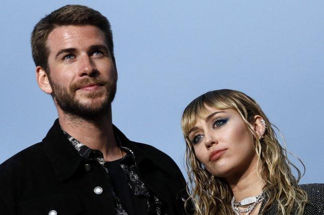 Miley Cyrus and Liam Hemsworth