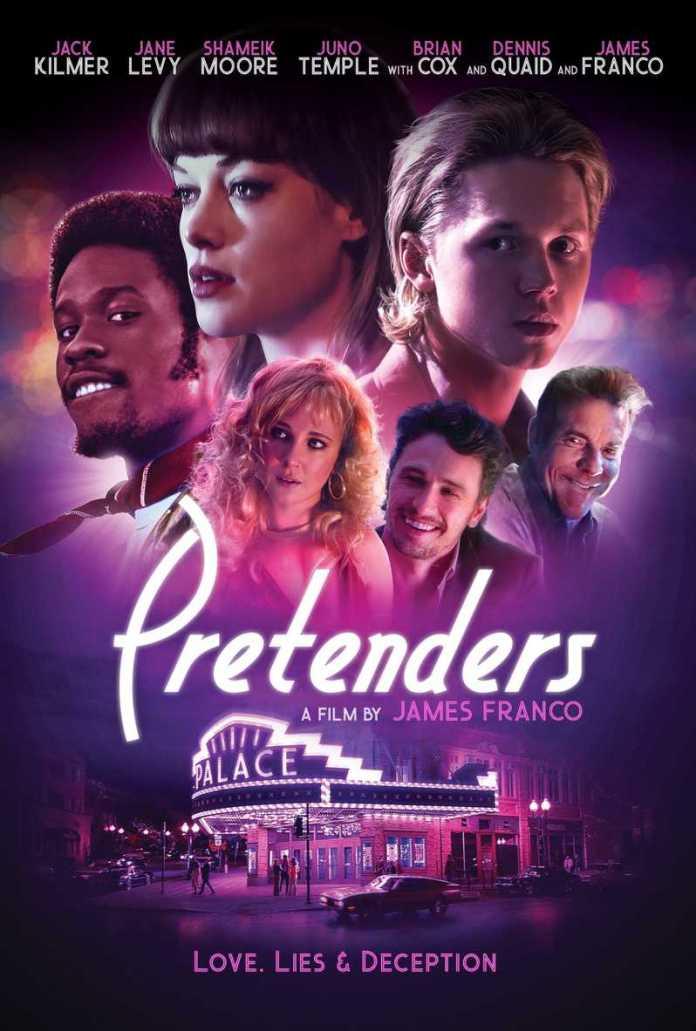 Pretenders movie poster