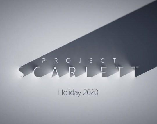Project Scarlett logo