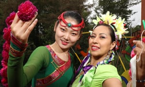 Chinese and Mexican folk dancers will be among performers at this year's Belfast Mela