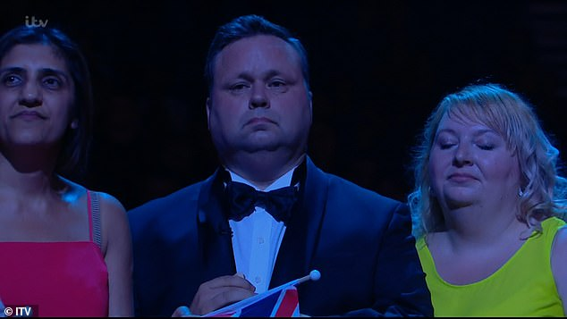Shocking: BGT 2007 winner Paul Potts was considered a hot contender by many, but failed to even make the top three