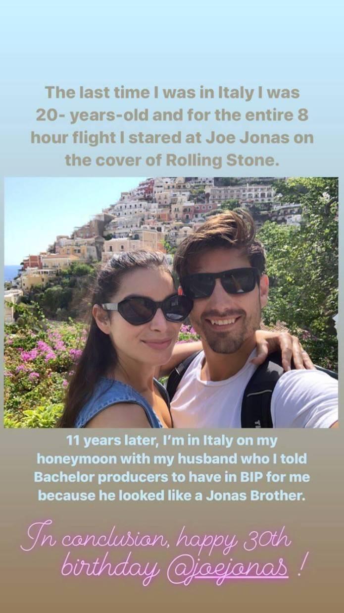 Ashley Iaconetti, Jared Haibon, Honeymoon