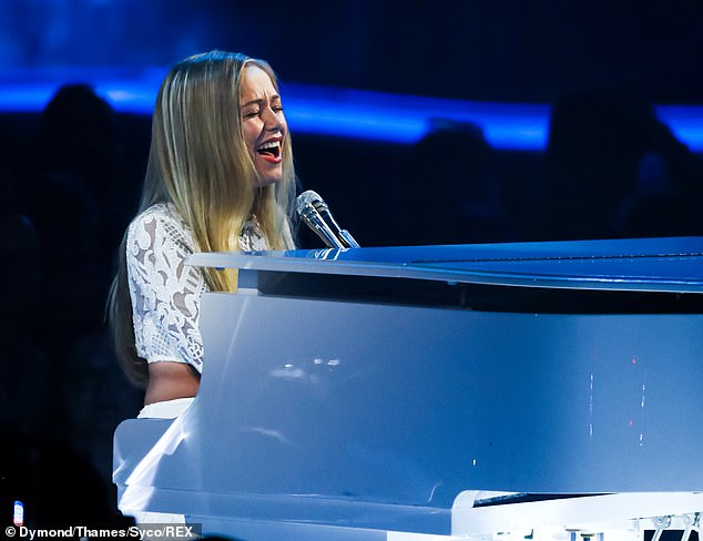 She's changed! And after first competing on the show in 2007 as a toothy six-year-old, Connie Talbot stunned the judges with her incredible vocals
