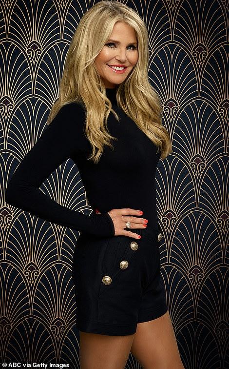 Bombshells! Supermodel Christie Brinkley and former Bachelorette Hannah Brown