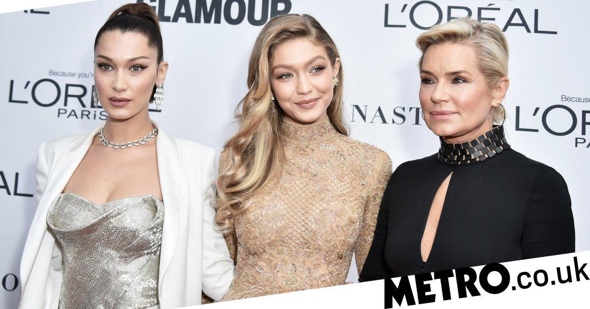 Yolanda Hadid shares touching tribute after her mother Ans
