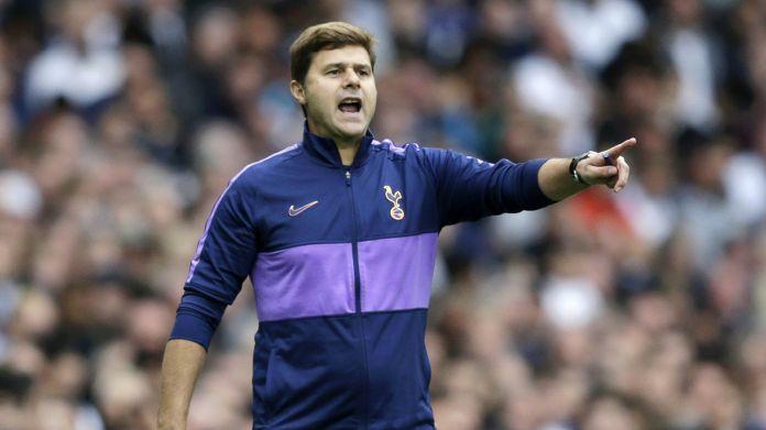 Former Tottenham Hotspur manager Mauricio Pochettino