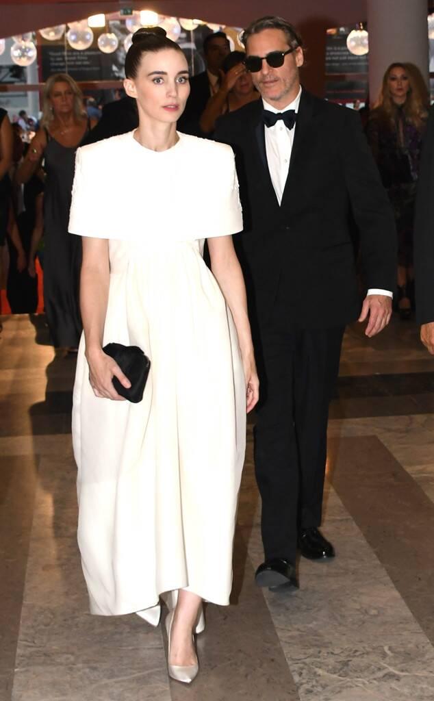 Joaquin Phoenix, Rooney Mara