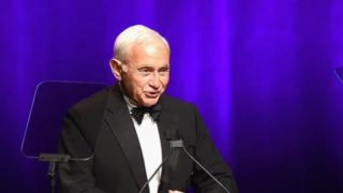 L Brands chief executive Les Wexner