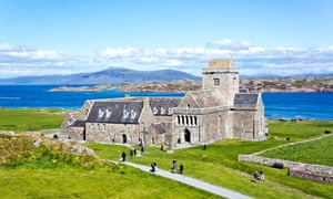Iona Abbey.