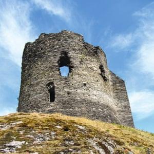 Dolbadarn Castle, Llanberis, Gwynedd