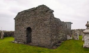 Cubbie Roo's Castle, Wyre, Orkney