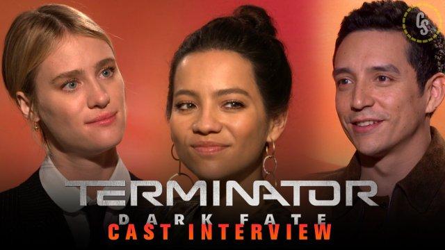 CS Video: Dark Fate Cast on the Latest Terminator Installment