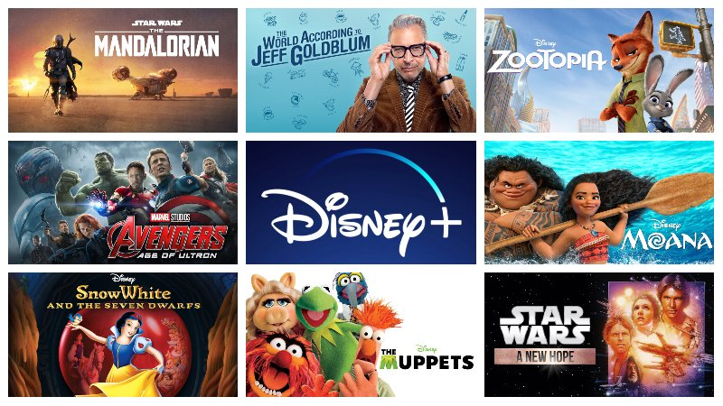 Complete List Of Disney Plus Launch Titles Revealed Newsgroove Uk