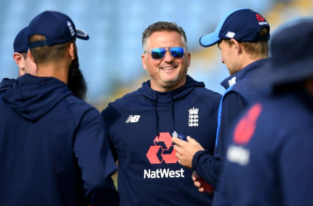 Darren Gough will work with England's Test bowlers next month