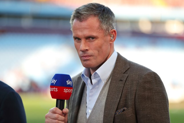 Jamie Carragher has predicted where Frank Lampard's Chelsea will finish in the Premier League