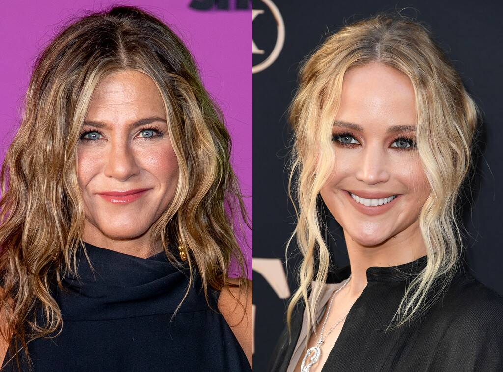 Jennifer Aniston, Jennifer Lawrence
