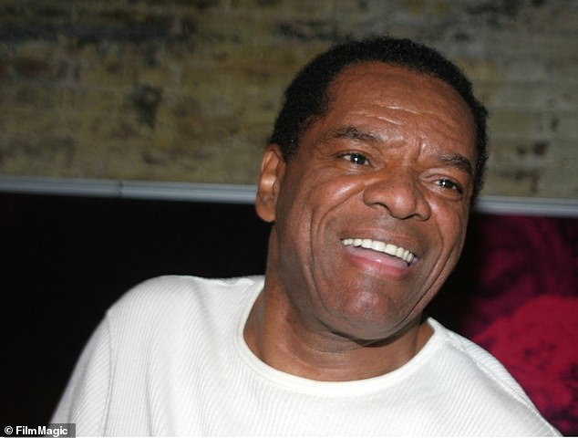 Remembered: Actor John Witherspoon has passed away at the age of 77, seen above in 2005
