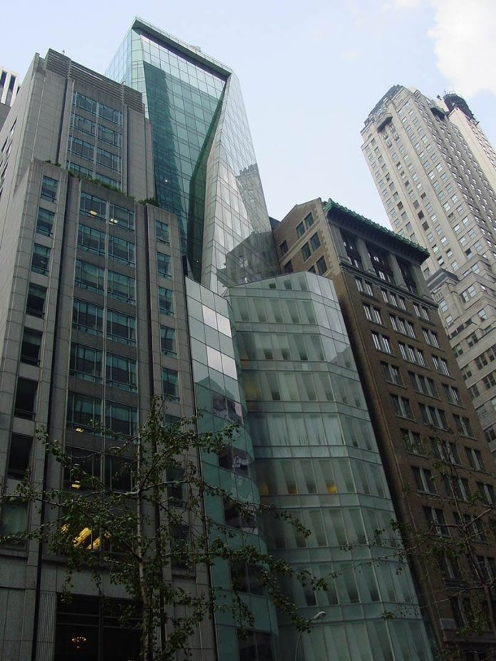 Most impressive fashion and retail headquarters in New York City