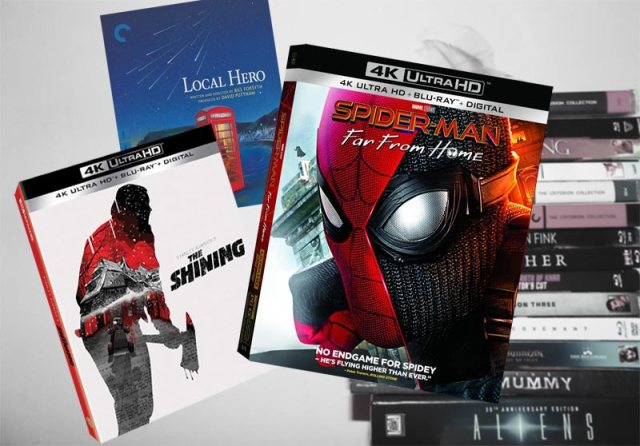 October 1 Blu-ray, Digital and DVD Releases