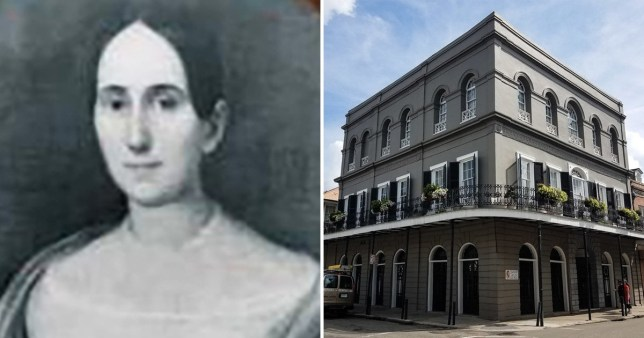 Delphine LaLaurie and the LaLaurie Mansion