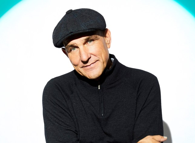 Vinnie Jones X Factor