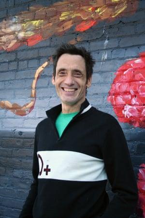 Joe Concra, executive director of O+