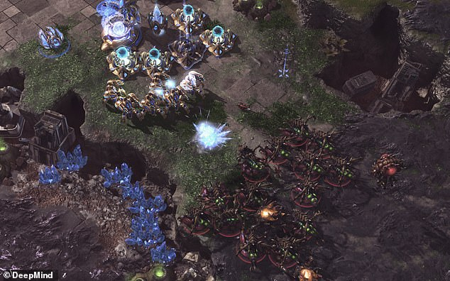 StarCraft II is one of the world's most lucrative and popular esports, in which players control different alien races in real-time to build up forces and defeat their opponents