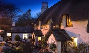 The Cott Inn, Totnes, Devon