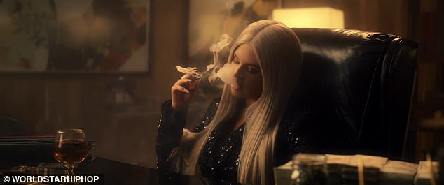 Back and forth: Chanel claimed that Sharon's agent expressed interest in getting a cameo for the star in her music video, though she allegedly backed out on the day of shooting