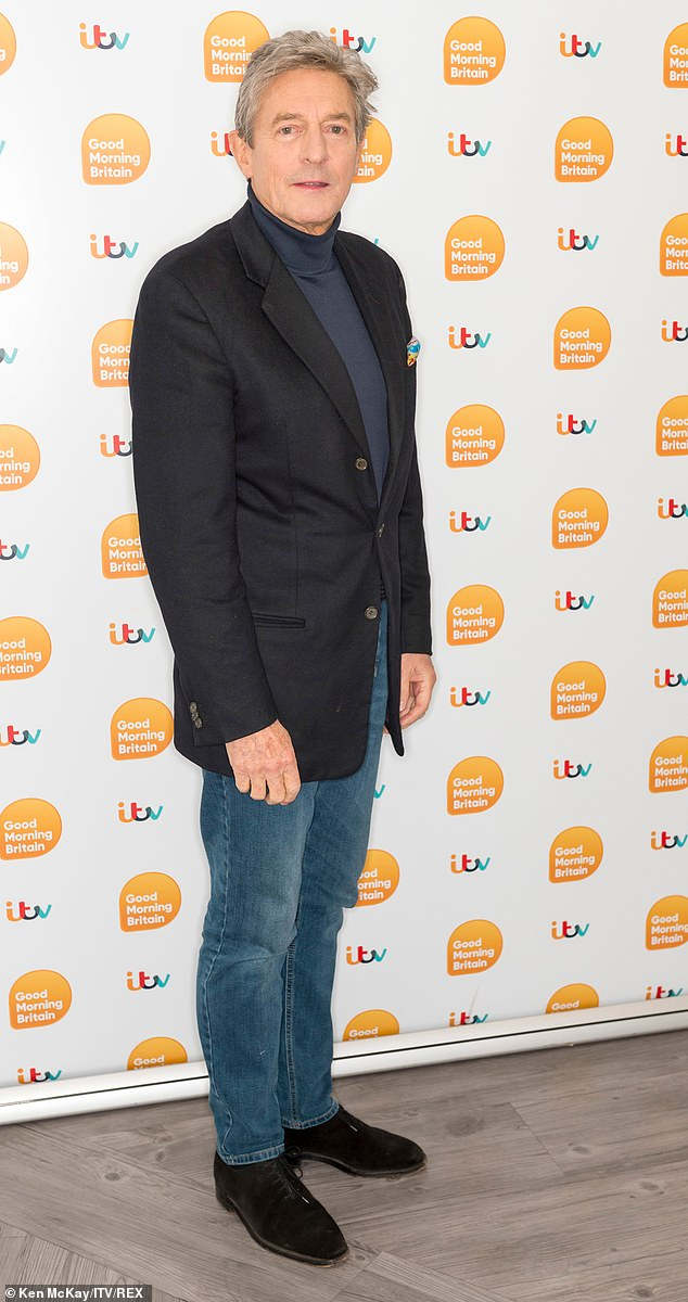 TV: Nigel was the first celebrity who left the jungle during that series, quitting the show after eight days
