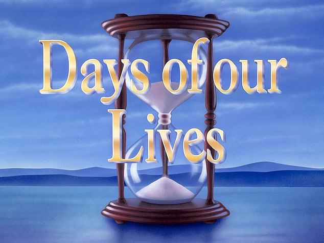 Sad change:The series began in 1965 and for decades was a big hit and is now NBC's last remaining soap opera