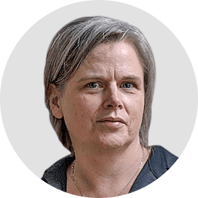 Ruth Scotten, social worker and adoptive parent