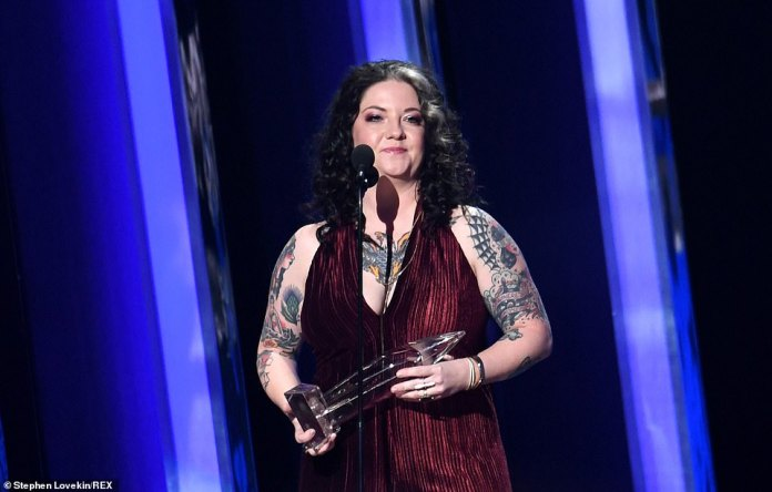Winner: They were on stage to present New Artist of the Year, which was won by Ashley McBryde, beating out Cody Johnson, Midland, Carly Pearce and Morgan Wallen