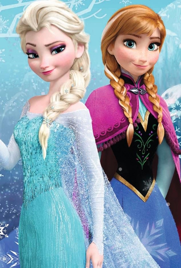Animated versions:l Frozen 2 will be released November 22 and also features the voice of Idina Menzel, who returns for the role of Elsa